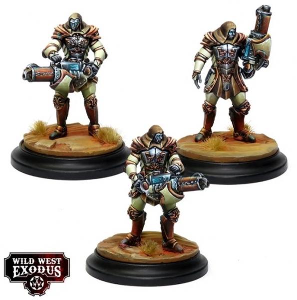 Wild West Exodus: Cor Caroli Nyx Cohort Box Set