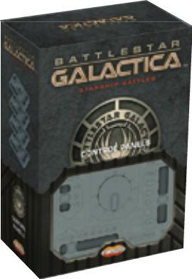 Battlestar Galactica: (Accessory) Additional Control Panels Set (4)