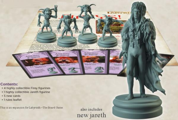 Jim Henson's Labyrinth: Fireys! Expansion