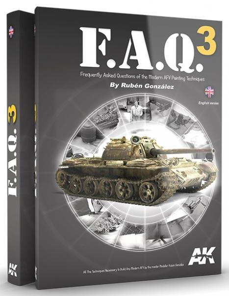 AK-Interactive: FAQ 3 Magazine - Modern AFV Painting Techniques