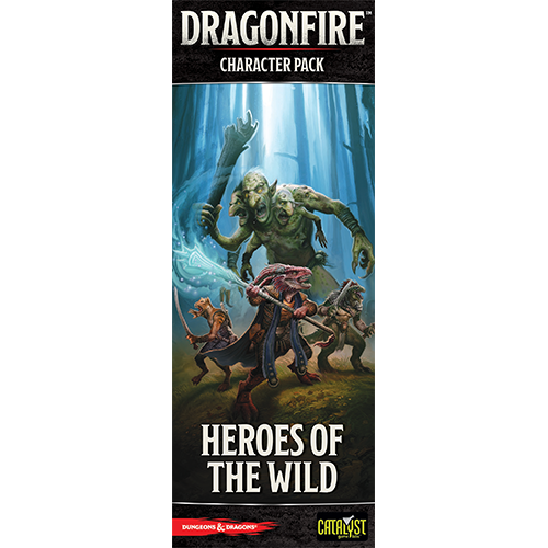 Dragonfire Character Pack: Heroes of the Wild