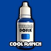 Turbo Dork Paints: Cool Ranch Metallic Paint (20 ml)