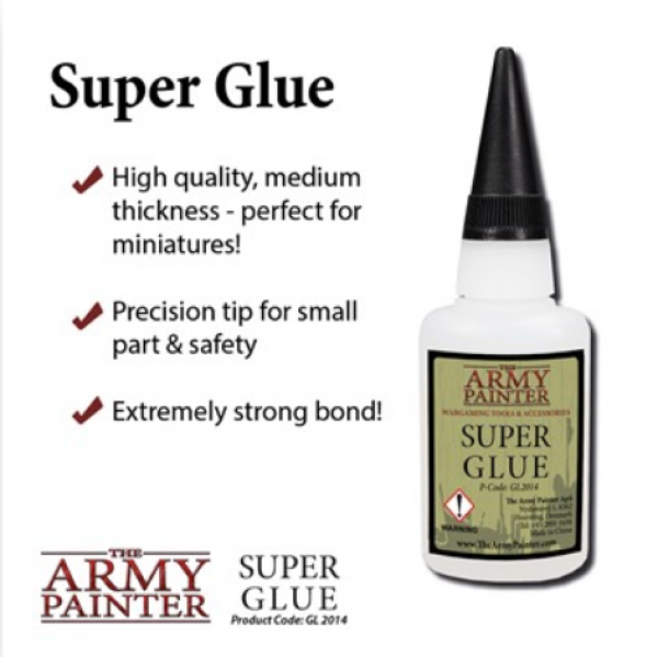 Hobby Tools & Accessories: Super Glue (2019)