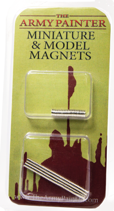 Hobby Tools & Accessories: Miniature & Model Magnets (2019)