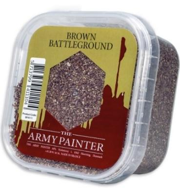 Hobby Basing: Brown Battleground