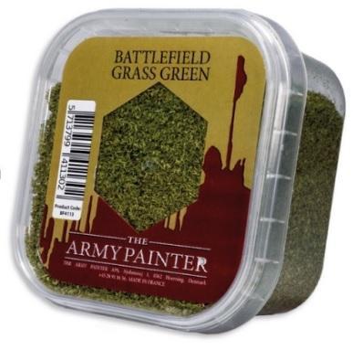 Hobby Basing: Battlefield Grass Green