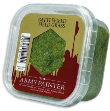 Hobby Basing: Battlefield Field Grass