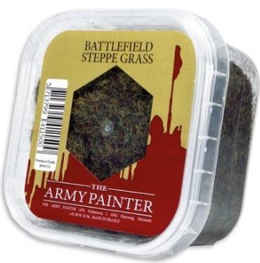 Hobby Basing: Battlefield Steppe Grass