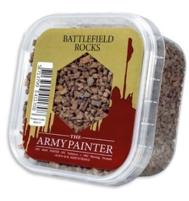 Hobby Basing: Battlefield Rocks