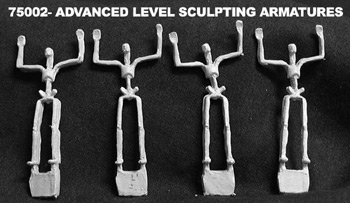 Hobby Tools: Advanced Level Sculpting Armatures