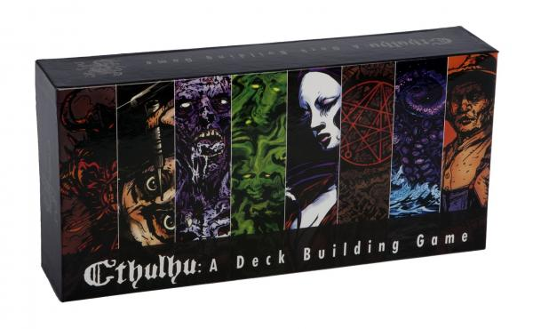 Cthulhu: A Deck Building Game (Boxed Card Game)