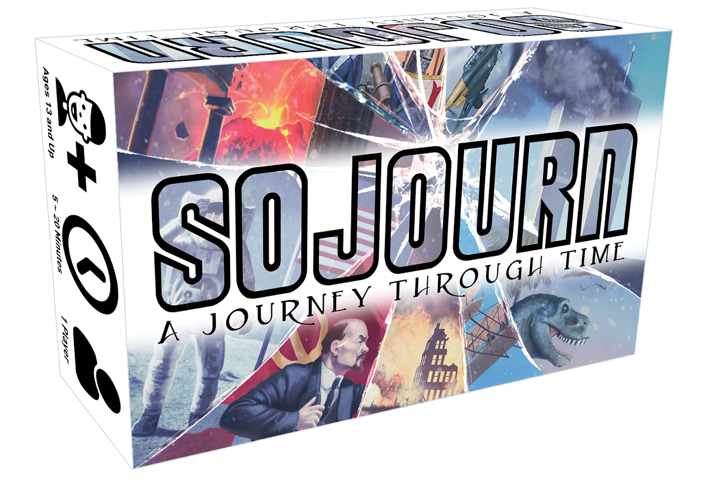 Sojourn (Boxed Card Game)