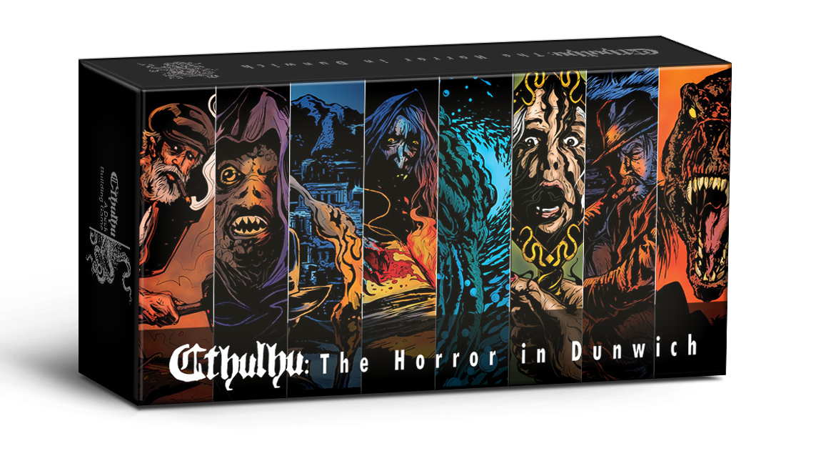 Cthulhu: The Horror of Dunwich (Boxed Card Game)