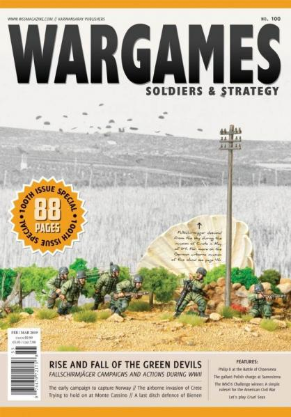 Wargames, Soldiers & Strategy Magazine: Issue #100