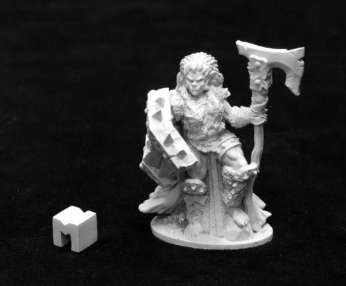 Dark Heaven Legends: Jade Fire Chieftain (shield)