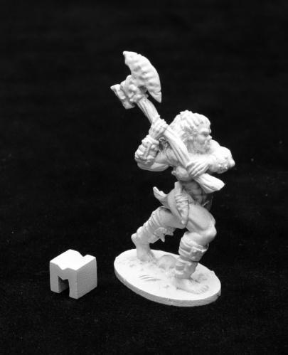 Dark Heaven Legends: Jade Fire Champion (axe)