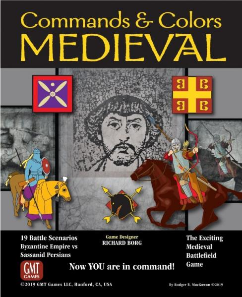 Commands and Colors: Medieval - The Byzantines versus a Host of Enemies