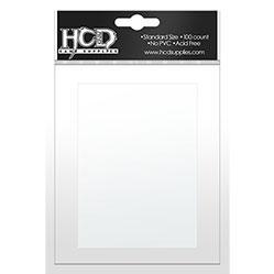Gaming Accessories:  Deck Protectors: Board Game Sleeves - Standard (50)