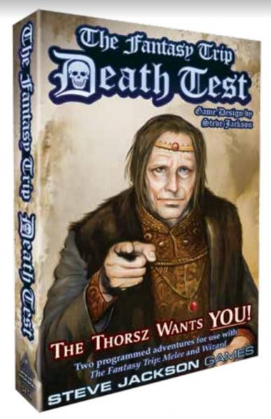 The Fantasy Trip: Death Test & Death Test 2