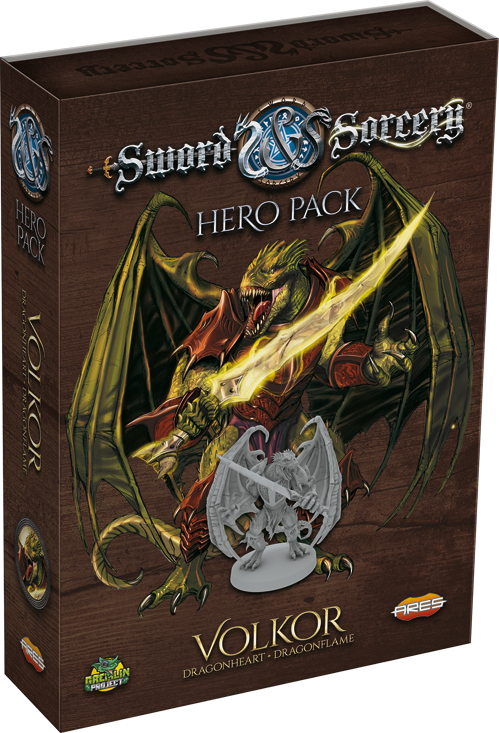 Sword & Sorcery: Hero Pack - Volkor