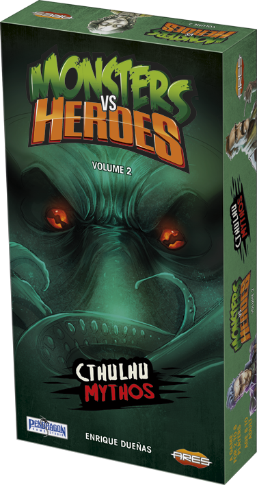 Monsters Vs. Heroes: Volume 2 - Cthulhu Mythos