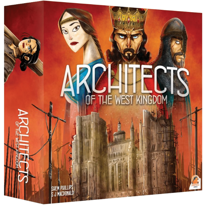 Architects of the West Kingdom: Core Game
