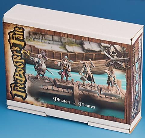 Freebooter's Fate: Pirates Starter Box (2019)