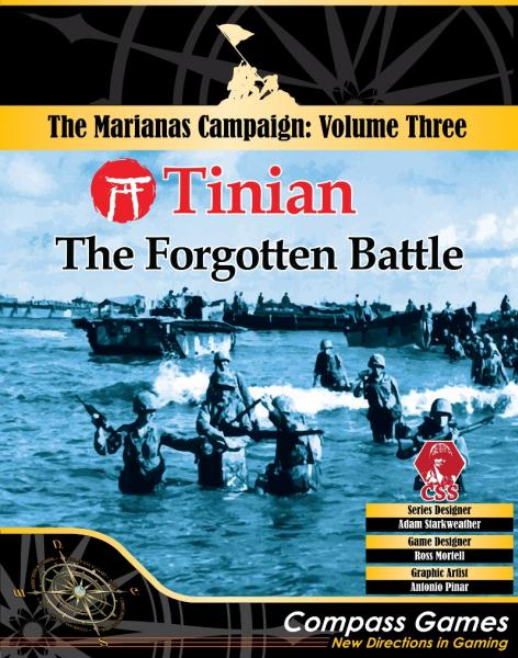 Tinian: The Forgotten Battle