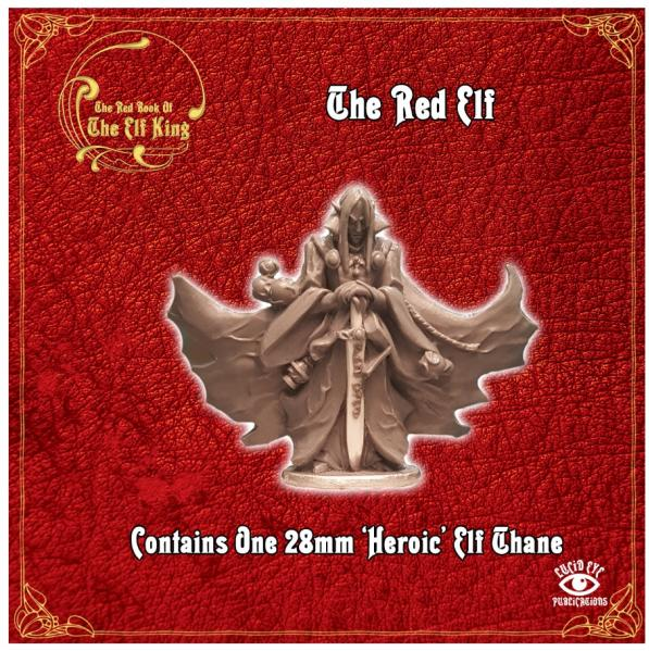 The Second Book of The Elf King: The Red Elf