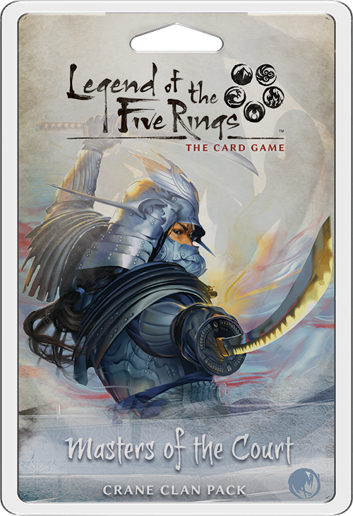 Legend of the Five Rings LCG: Masters of the Court