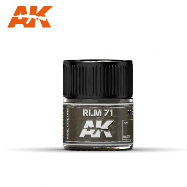 AK-Interactive: Real Colors - RLM 71