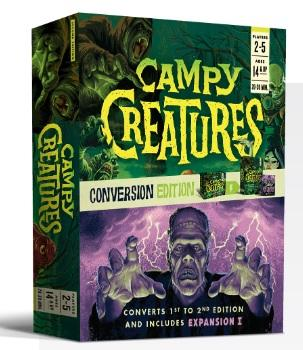 Campy Creatures Conversion Edition