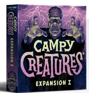 Campy Creatures: Expansion 1