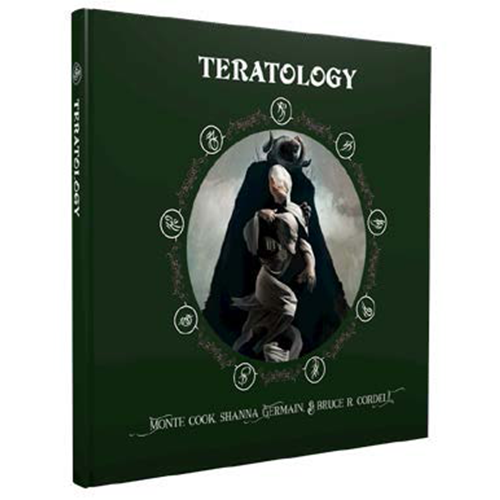 Invisible Sun RPG: Teratology