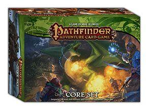 Pathfinder Adventure Card Game: Core Set (PACG2)