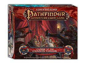 Pathfinder Adventure Card Game: Curse of the Crimson Throne Adventure Path (PACG2)