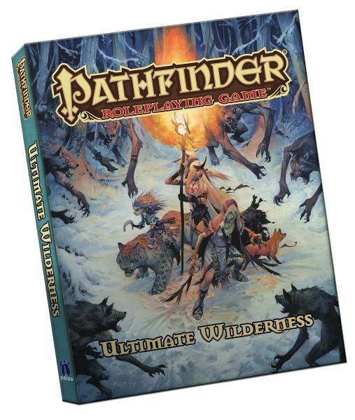Pathfinder RPG: Ultimate Wilderness (Pocket Edition)