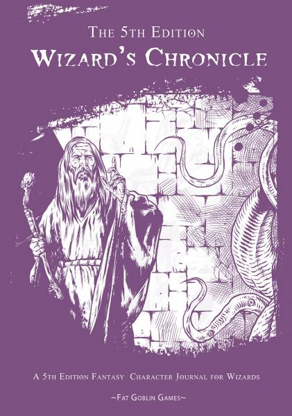 The 5th Edition Wizard's Chronicle