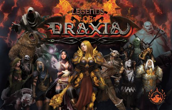 Legends of Draxia (Core Game)