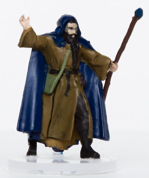 28mm Fantasy: Characters of Adventure - Male Human Wizard (1)