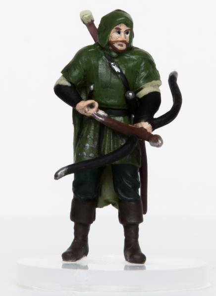 28mm Fantasy: Characters of Adventure - Male Human Ranger (1)
