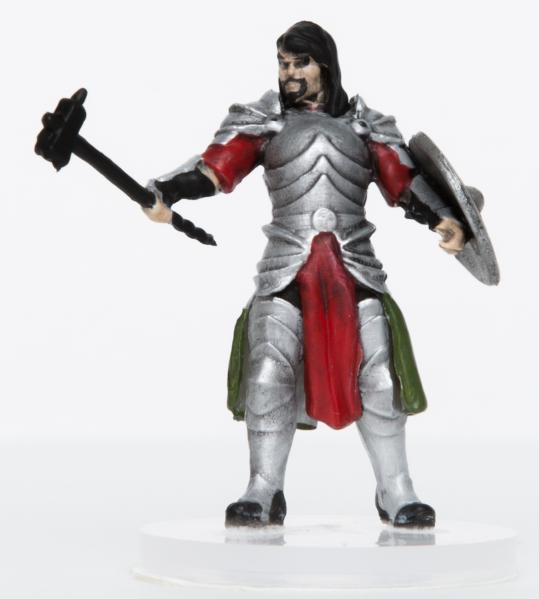 28mm Fantasy: Characters of Adventure - Male Human Cleric (1)