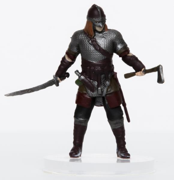 28mm Fantasy: Characters of Adventure - Male Human Viking (1)