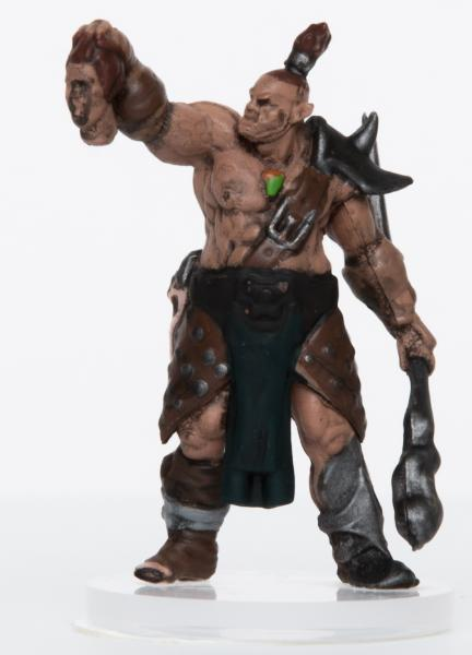 28mm Fantasy: Characters of Adventure - Male Orc Shaman (1)