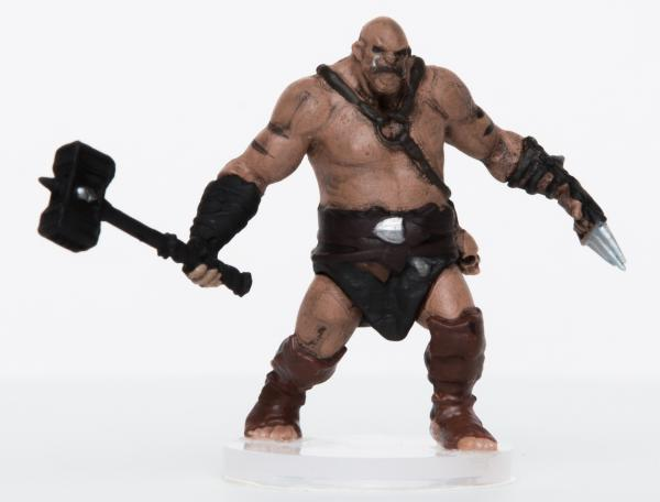 28mm Fantasy: Characters of Adventure - Male Orc Battlemaster (1)