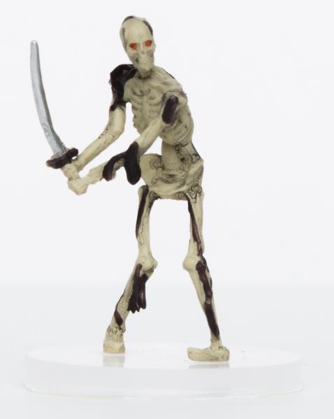 28mm Fantasy: Characters of Adventure - Skeleton Swordsman (1)