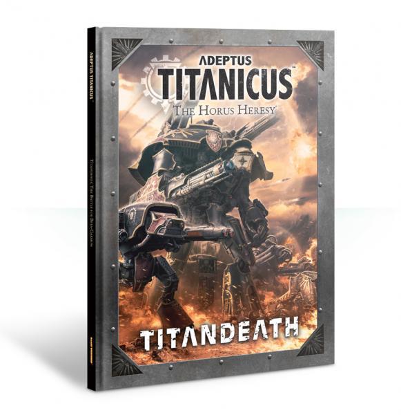 WH40K: Adeptus Titanicus - Titandeath