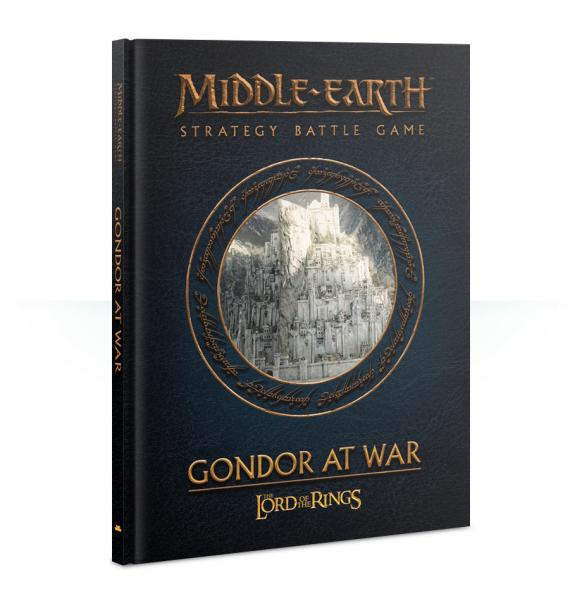 Lord of the Rings: Middle Earth Strategic Battle Game - Gondor at War (HC)
