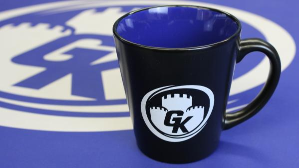 Game Kastle Coffee Mug Two-Tone (12oz)