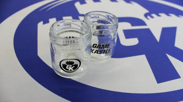 Game Kastle Paint Cup / Shot Glass (1)